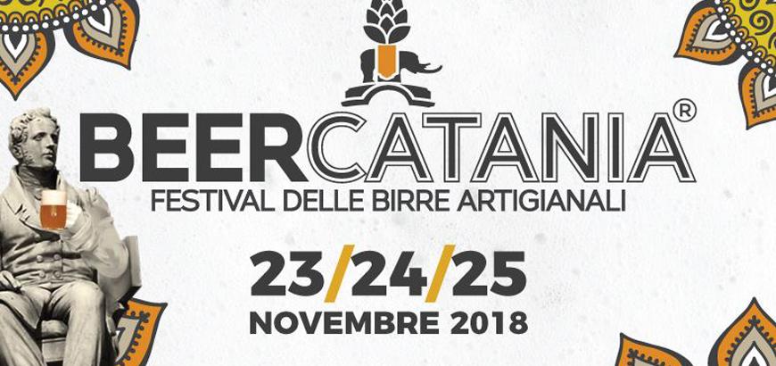 Beer Catania 23/24/25 novembre 2018